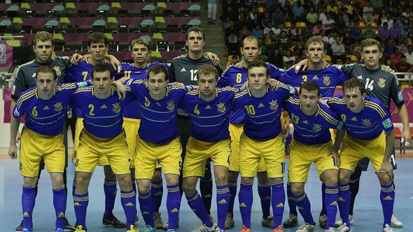 Збірна України з футзалу у вересні проведе товариські матчі в Івано-Франківську