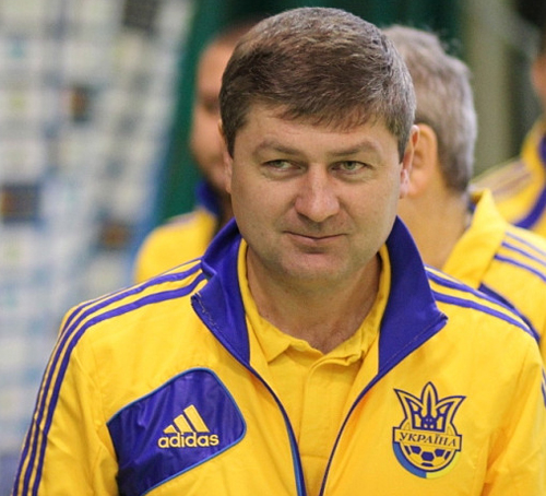 Александр Косенко утвержден главным тренером сборной Украины