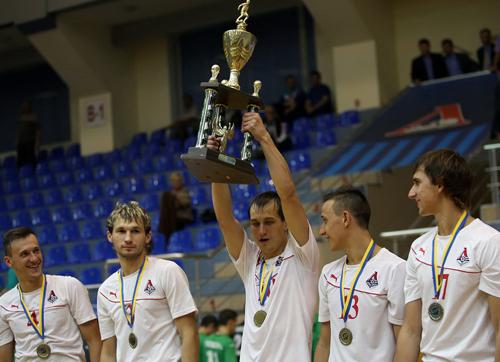 Локомотив берёт Суперкубок Украины!