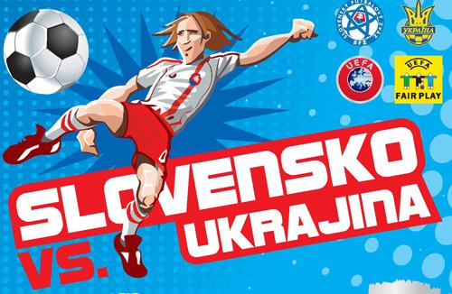 Словакия – Украина. Анонс