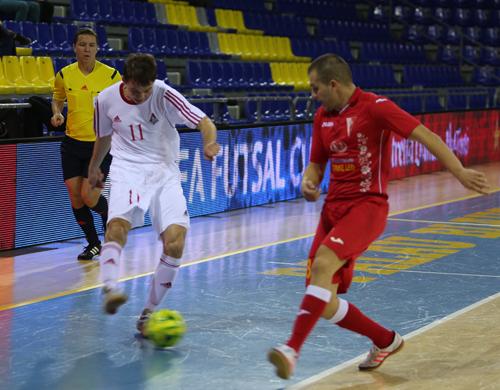 Кубок УЕФА: Локомотив уверенно разобрался с венграми