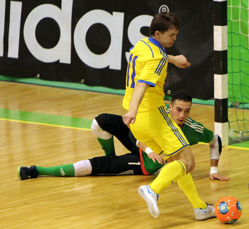 Украина пробилась вплей-офф чемпионата мира пофутзалу