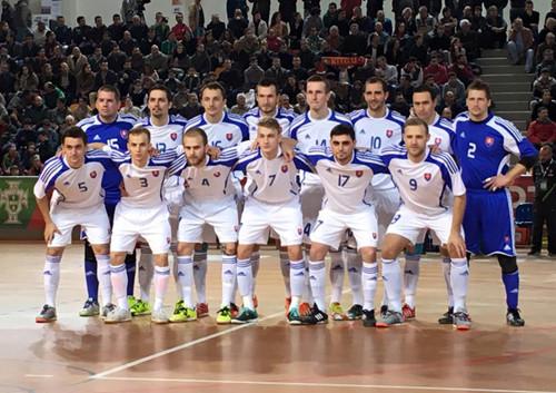 Представляем соперника: сборная Словакии по футзалу - изображение 1