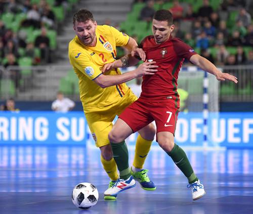 Украина обыграла Румынию ивышла вчетвертьфинал Евро-2018 пофутзалу